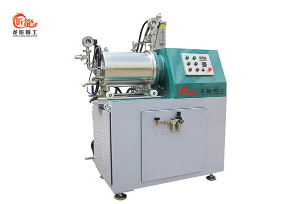 LJ-NB20全陶瓷棒销纳米砂磨机