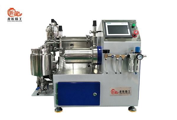 LJ-NB1新款实验室纳米砂磨机