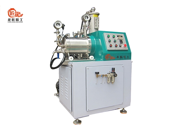 LJ-NB10全陶瓷棒销纳米砂磨机