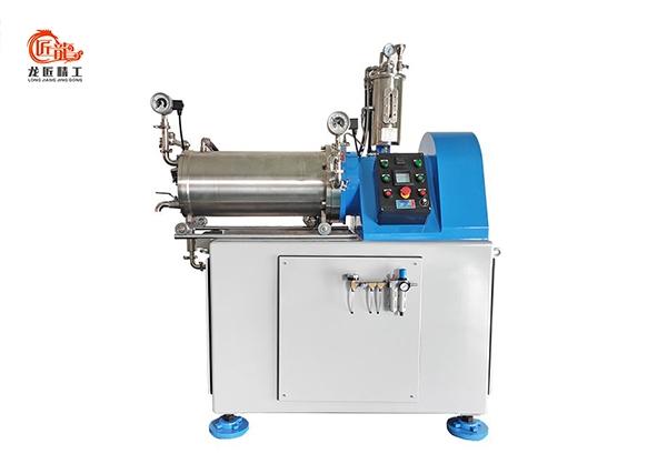 LJ -BD30高效型卧式棒销砂磨机